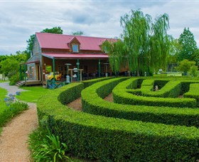 Amazement Farm and Fun Park / Cafe and Farmstay Accommodation - Accommodation Great Ocean Road