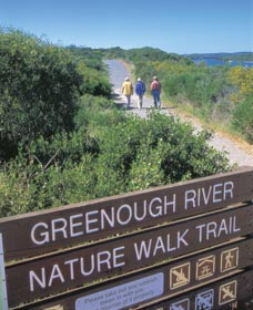 Greenough River Nature Trail - Accommodation Great Ocean Road
