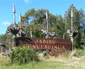 Jabiru Geenbeebeinga Wetlands - Accommodation Great Ocean Road