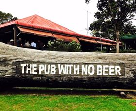 The Pub With No Beer - Accommodation Great Ocean Road