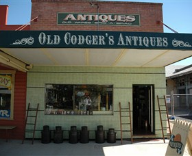 Old Codgers Antiques - Accommodation Great Ocean Road
