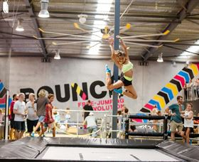Bounce Inc Trampoline Park - Accommodation Great Ocean Road