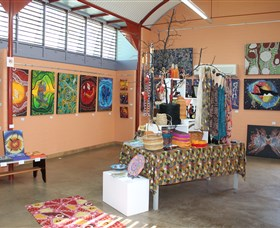 Dunghutti Ngaku Aboriginal Art Gallery - Accommodation Great Ocean Road