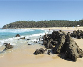Armands Beach Bermagui - Accommodation Great Ocean Road