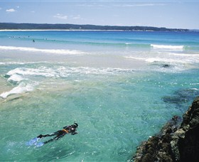 Merimbula Main Beach - Accommodation Great Ocean Road