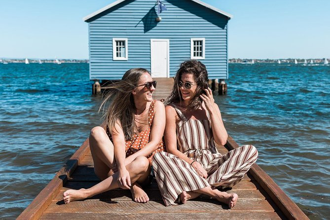 Blue Boat House Perth Photo Shoot
