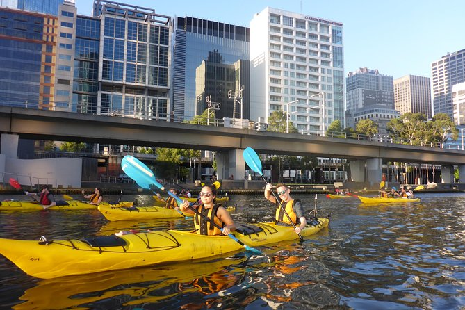 Melbourne City Twilight Kayak Tour - Accommodation Great Ocean Road