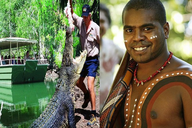 Hartley's Crocodile Adventures and Tjapukai Cultural Park Day Trip from Cairns - Accommodation Great Ocean Road