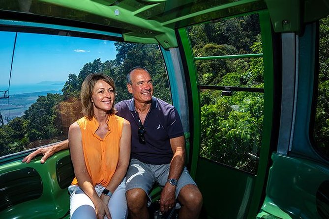 Skyrail Rainforest Cableway Day Trip from Palm Cove - Accommodation Great Ocean Road