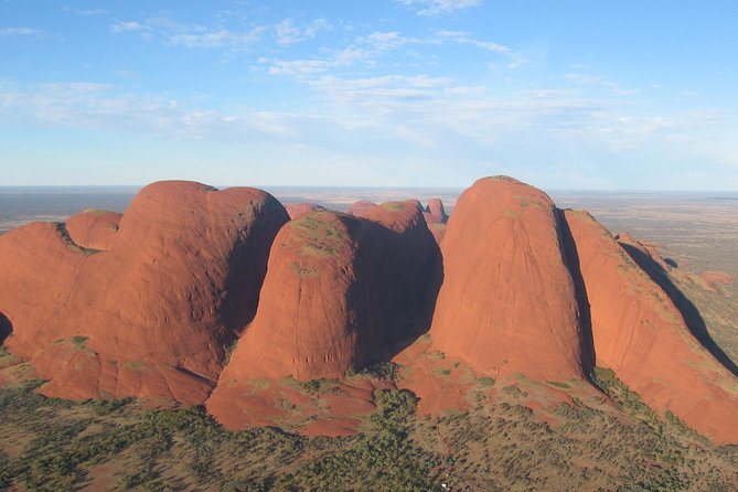 Kata Tjuta and Uluru Grand View Helicopter Flight - Accommodation Great Ocean Road