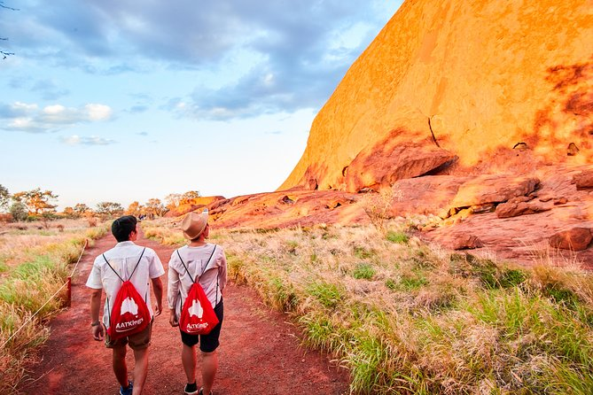 Uluru Sunrise and Guided Base Walk - Accommodation Great Ocean Road