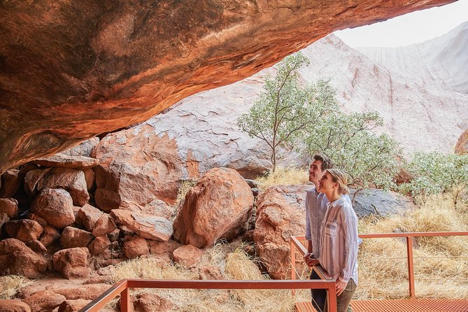 Uluru Base and Sunset Half-Day Trip with Optional Outback BBQ Dinner - Accommodation Great Ocean Road