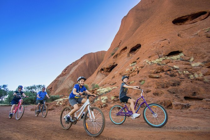 Outback Cycling Uluru Bike Ride - Accommodation Great Ocean Road