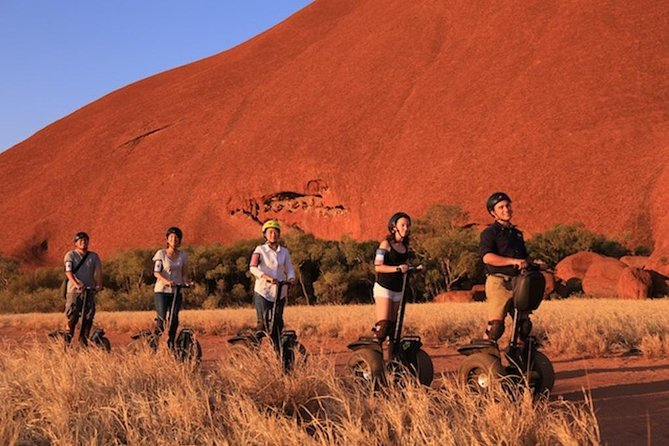 Quarter Uluru Segway  Sunset - Accommodation Great Ocean Road