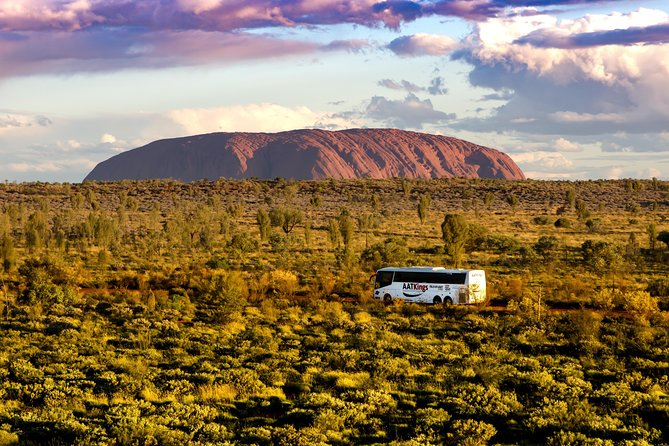 Coach Transfer from Kings Canyon Resort to Ayers Rock Resort - Accommodation Great Ocean Road
