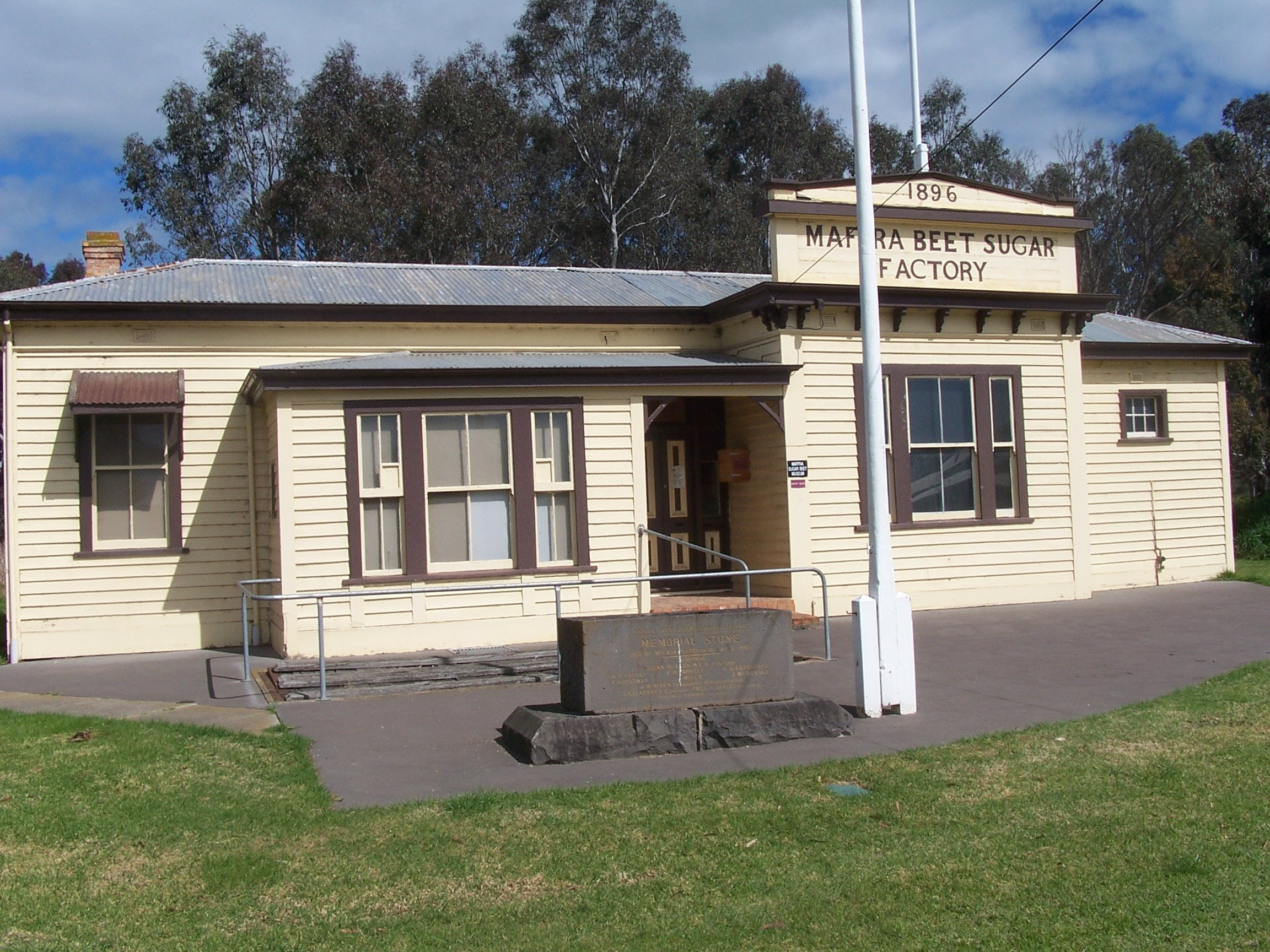 Maffra Sugar Beet Museum - Accommodation Great Ocean Road