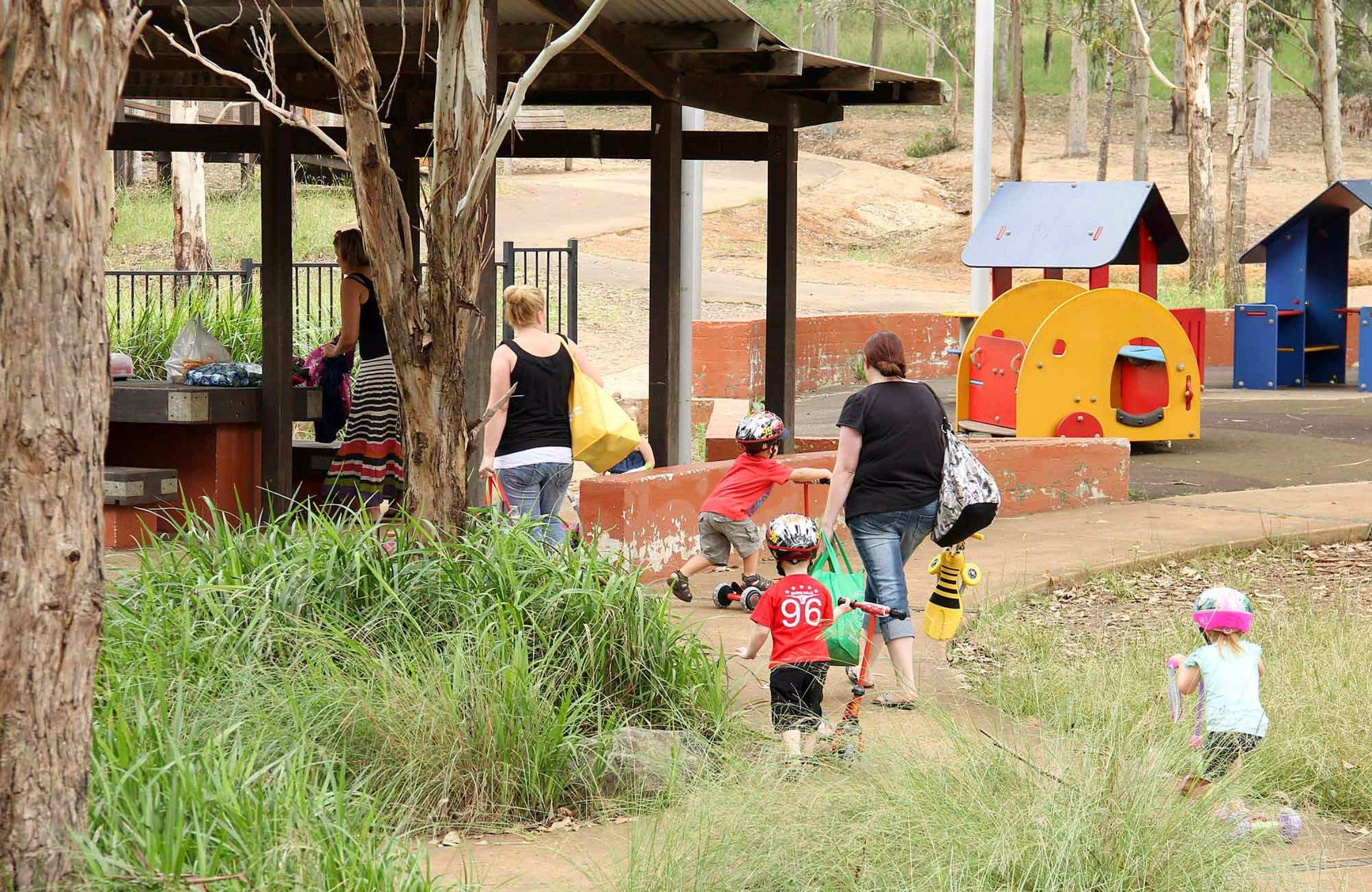 Rouse Hill picnic area and playground - Accommodation Great Ocean Road