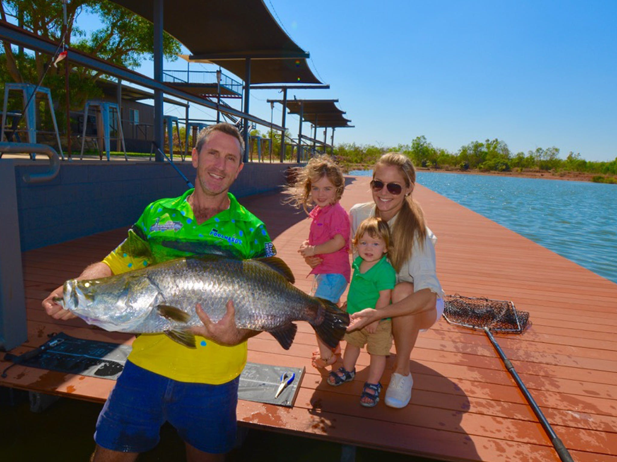 Barramundi Adventures Darwin - Accommodation Great Ocean Road