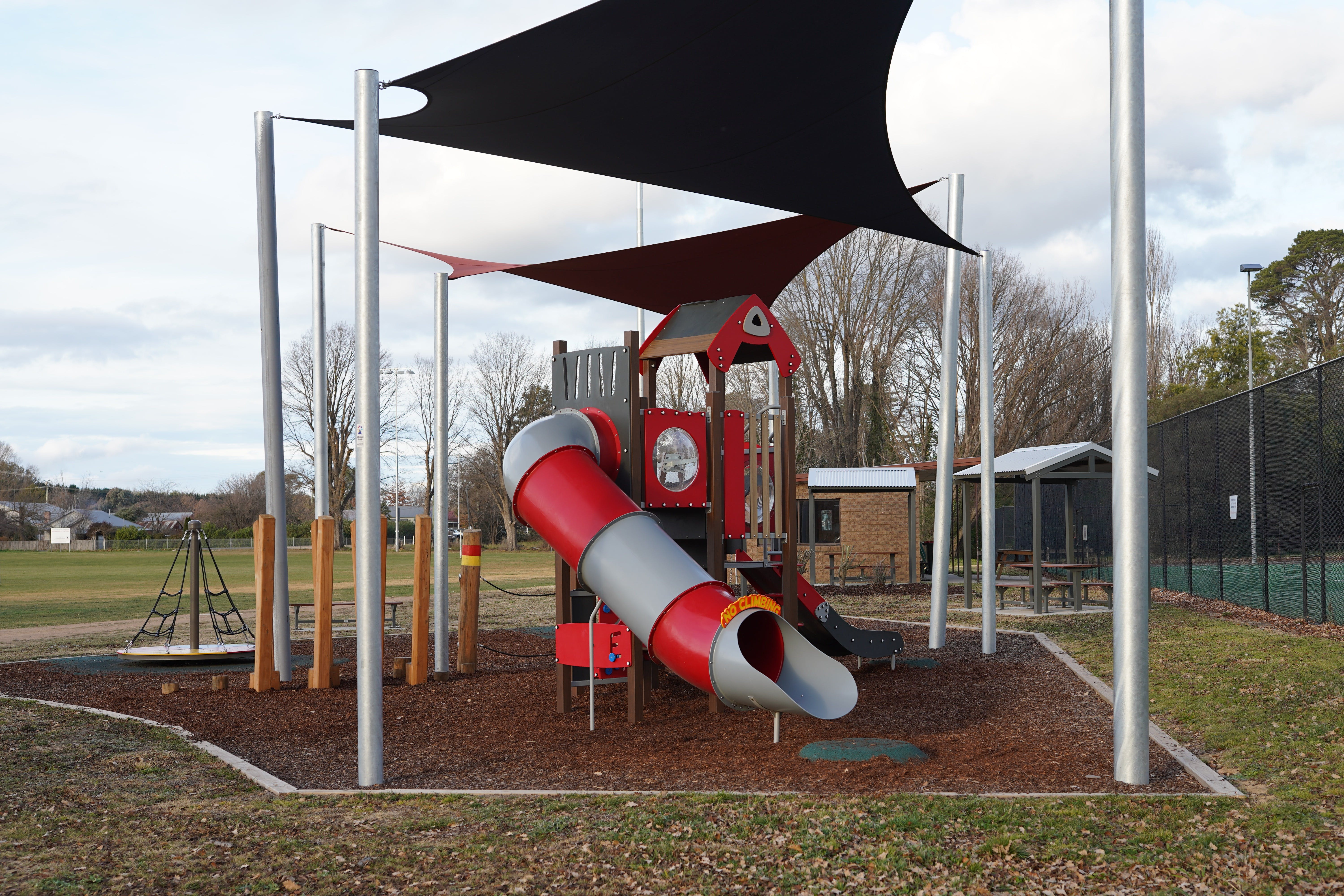 Braidwood Recreation Grounds and Playground - Accommodation Great Ocean Road