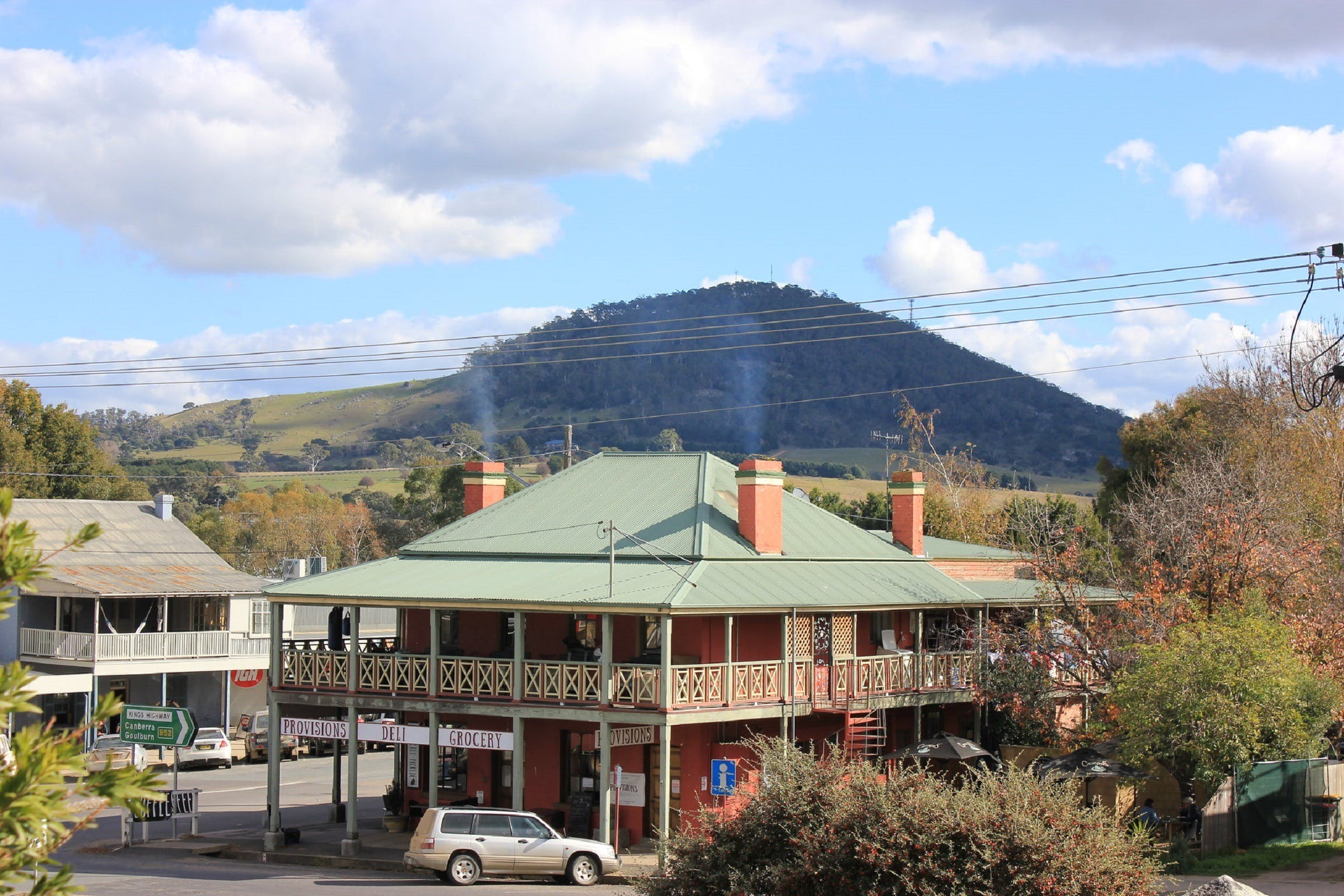 Braidwood Heritage Walk - Accommodation Great Ocean Road