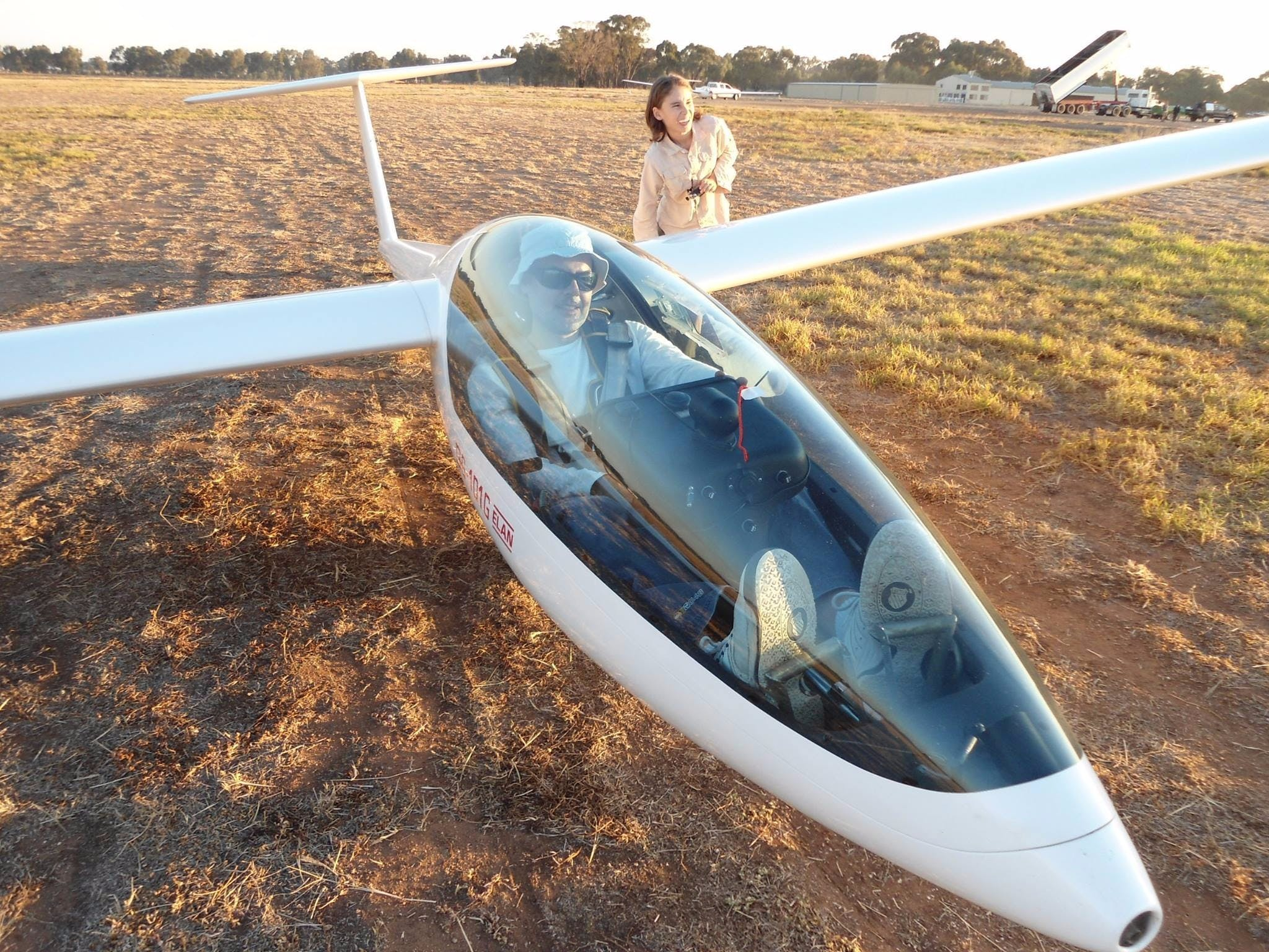 Southern Riverina Gliding Club Inc. - Accommodation Great Ocean Road