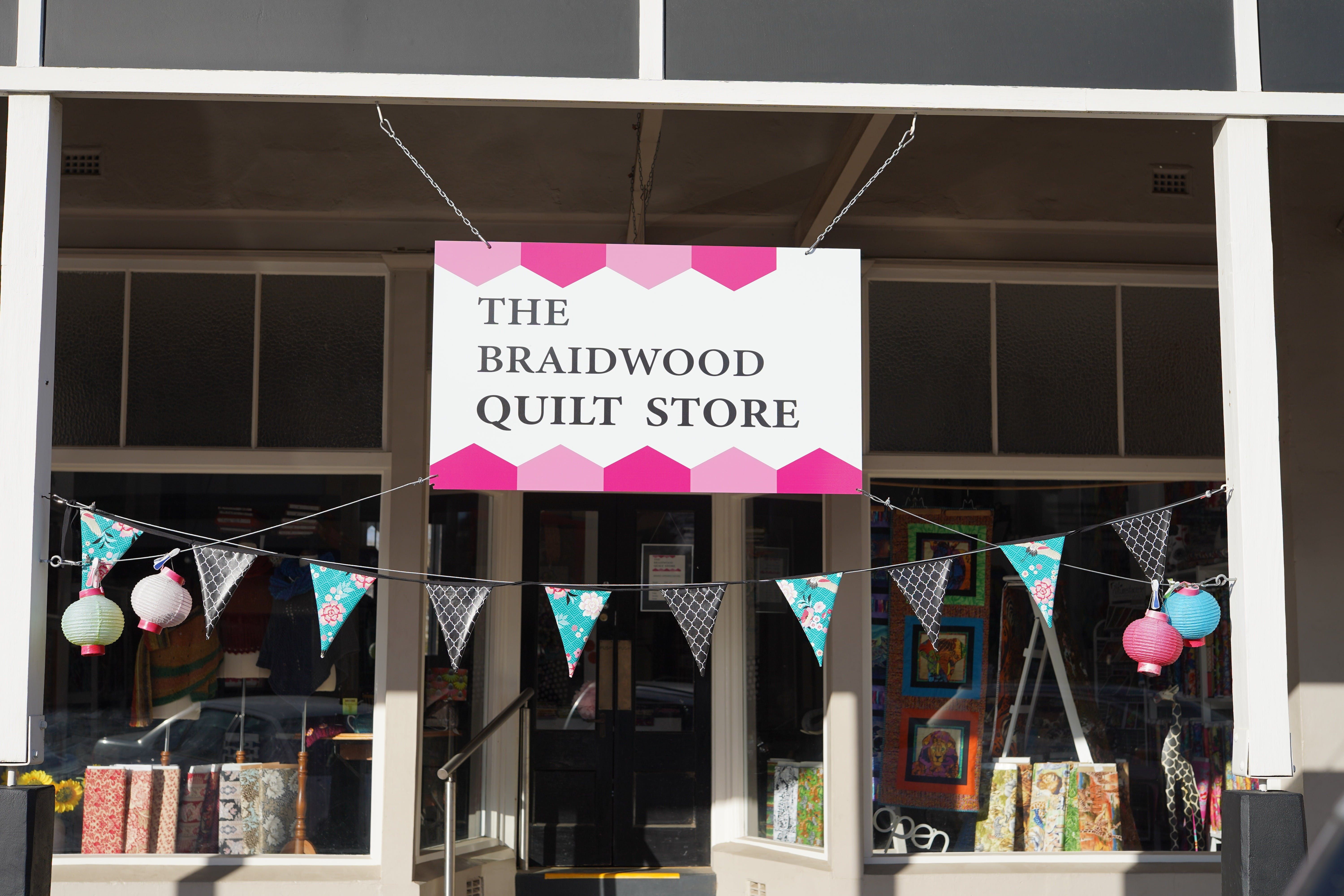 The Braidwood Quilt Store - Accommodation Great Ocean Road