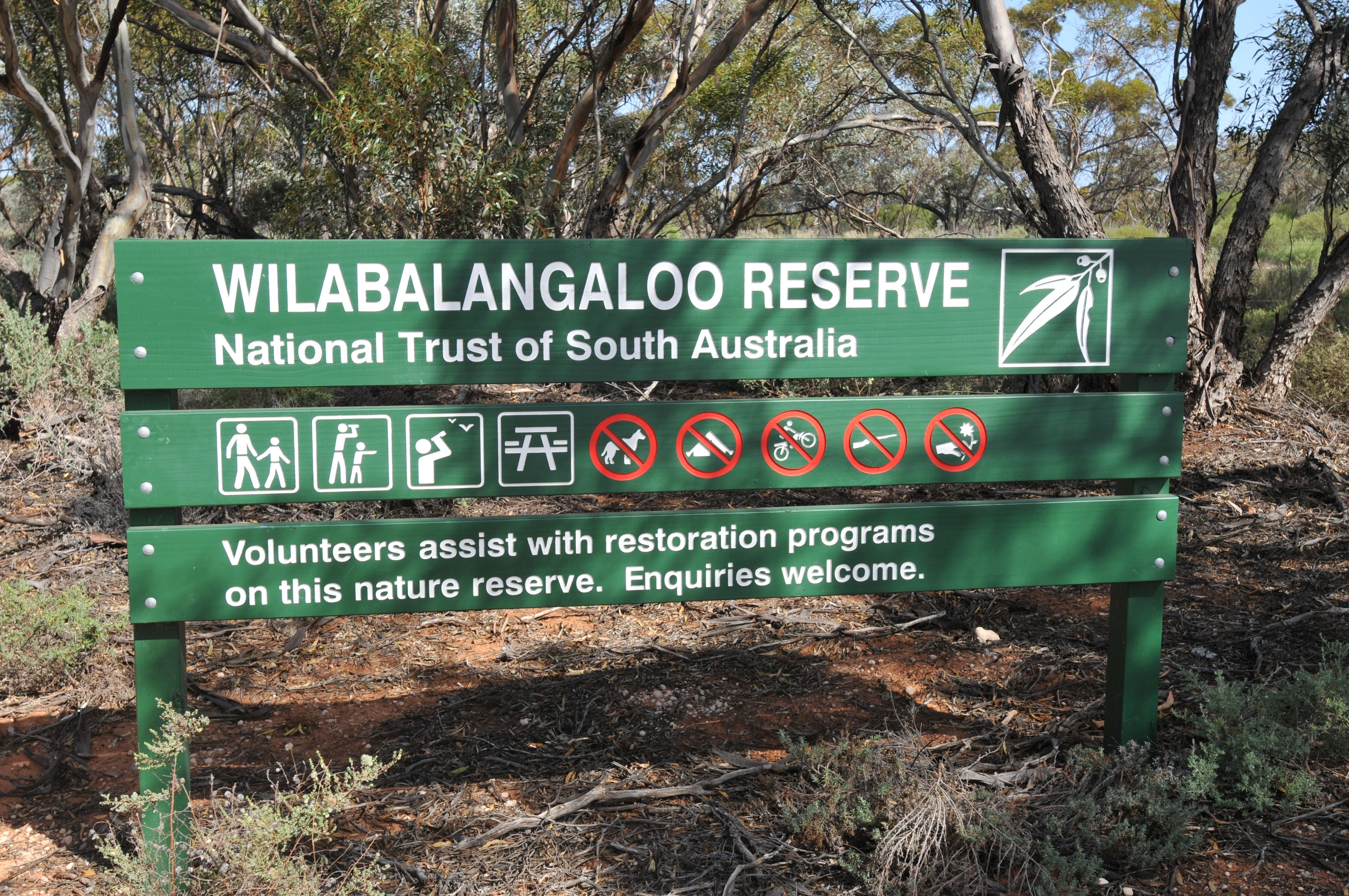 Wilabalangaloo Reserve - Accommodation Great Ocean Road