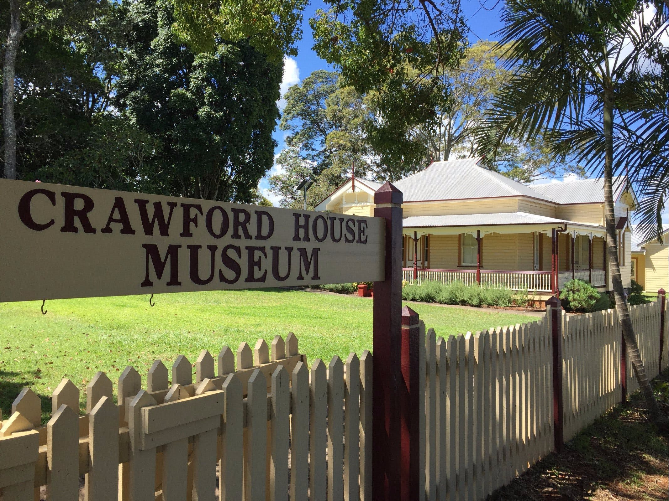 Crawford House Alstonville - Accommodation Great Ocean Road