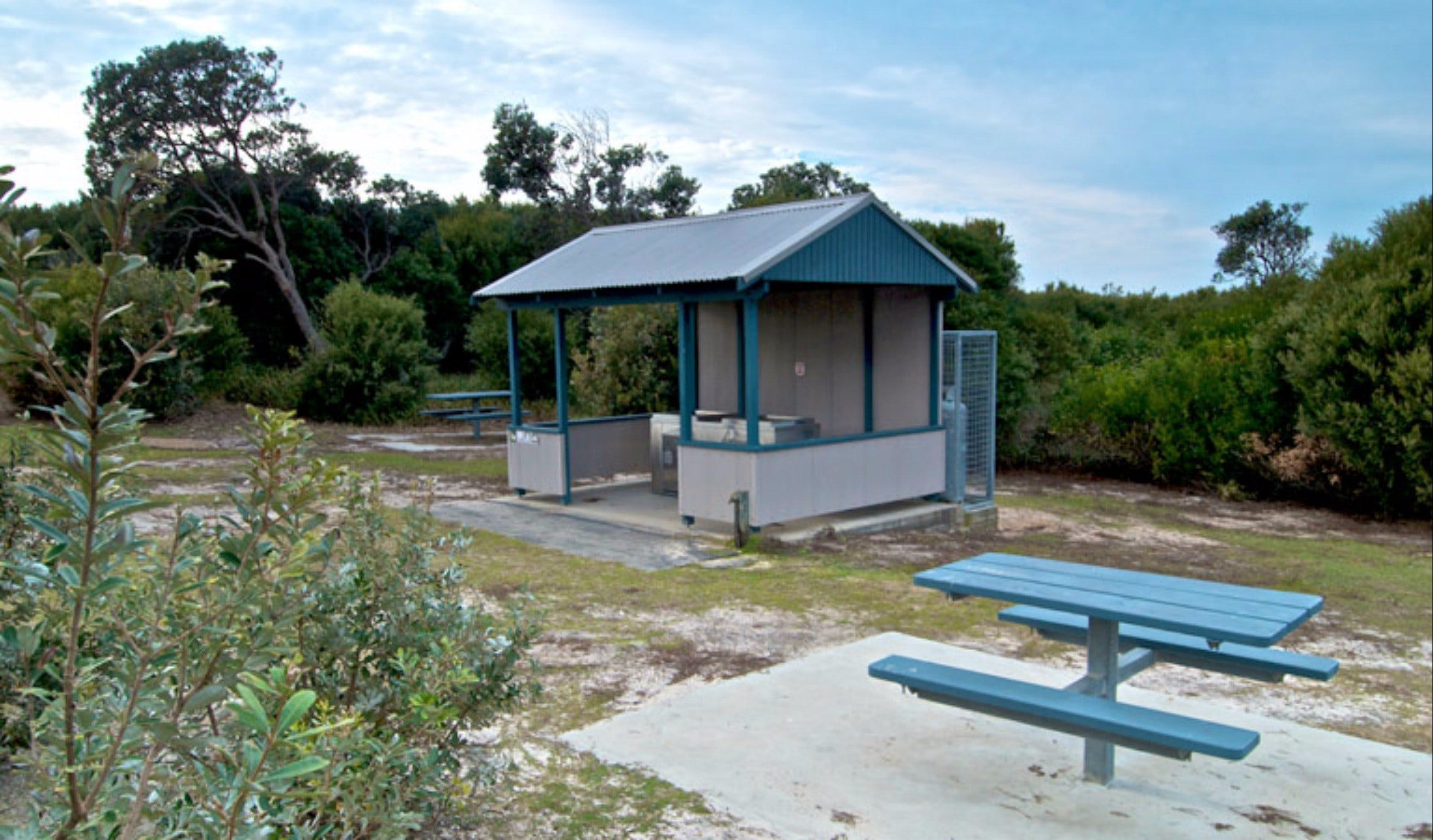 Tea Tree picnic area and lookout - Accommodation Great Ocean Road