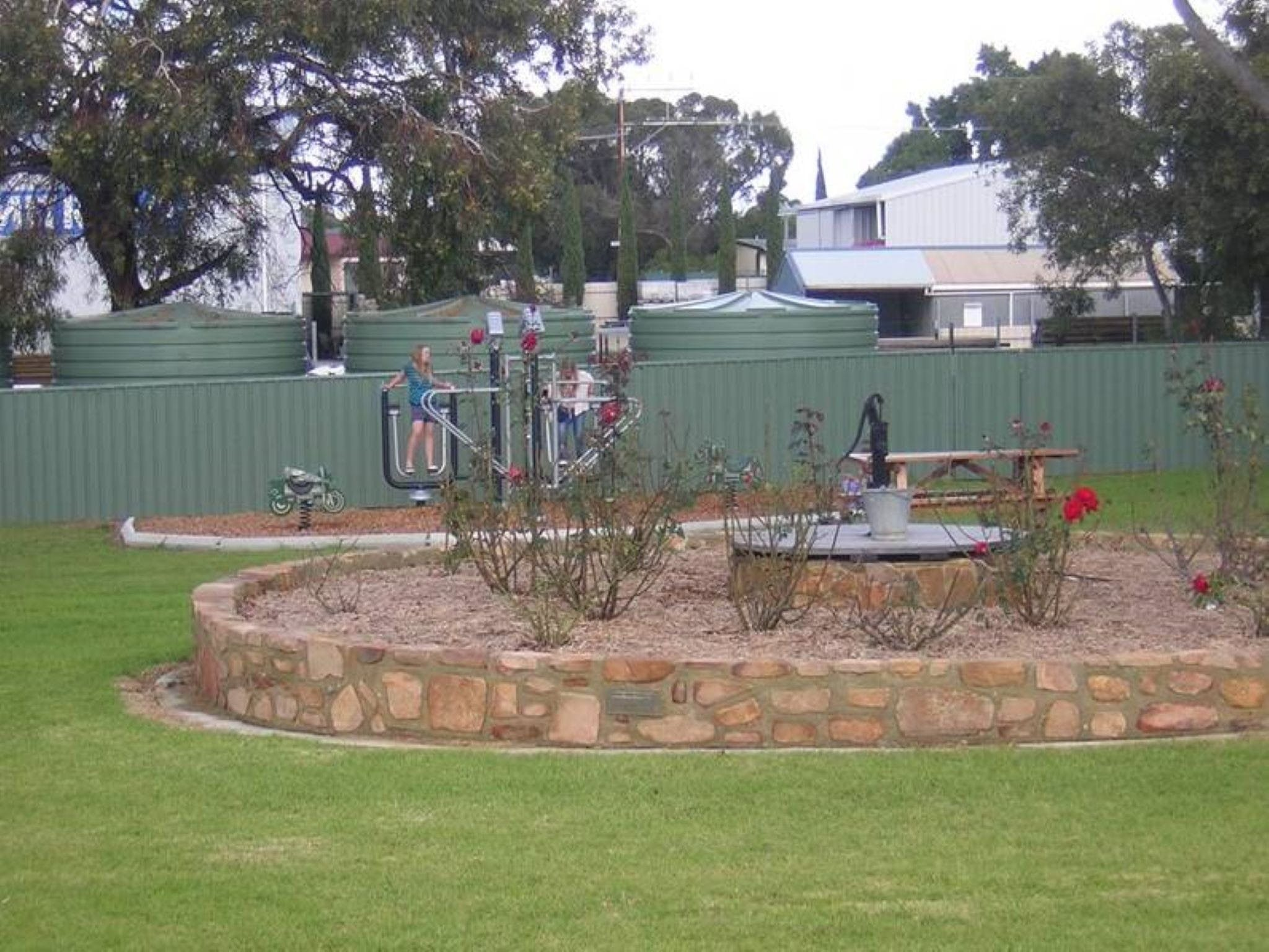 Wright Park Playground - Accommodation Great Ocean Road