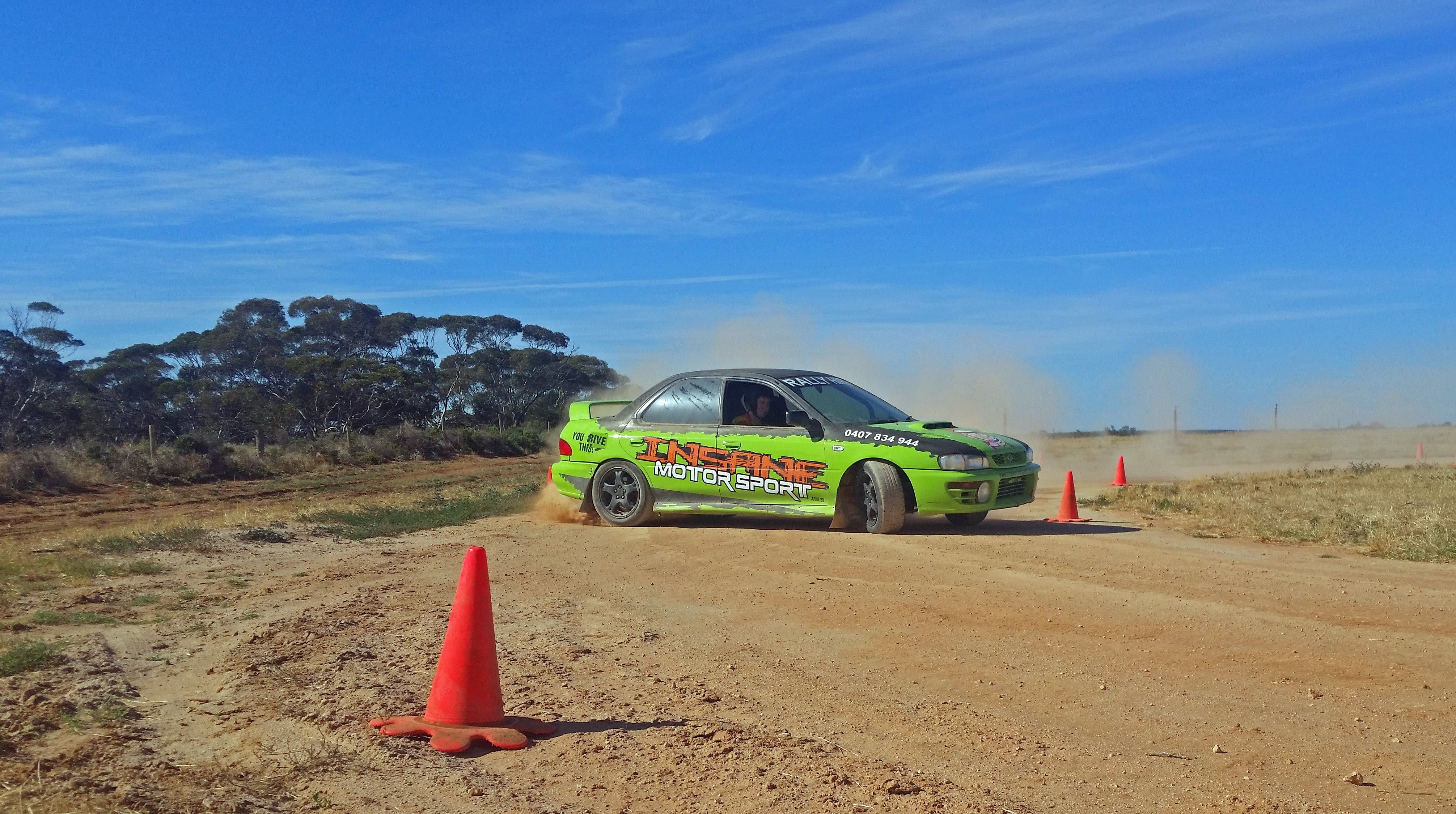 Rally Driving Loveday - Accommodation Great Ocean Road