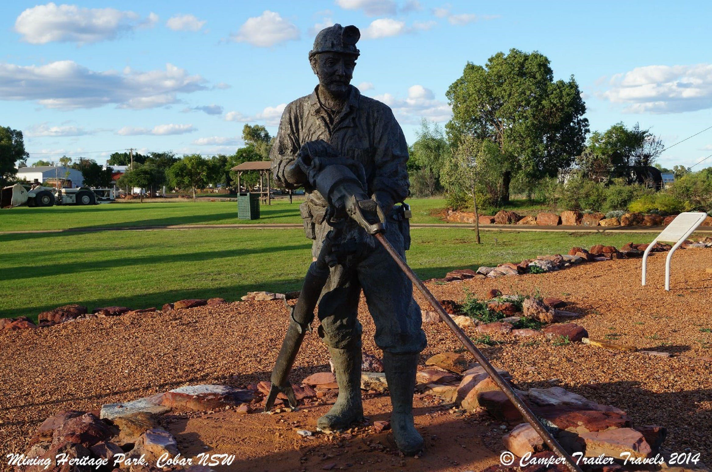 Cobar Miners Heritage Park - Accommodation Great Ocean Road