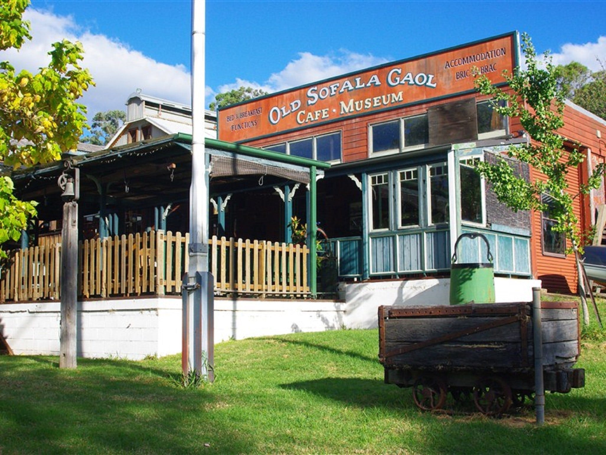Sofala - Accommodation Great Ocean Road