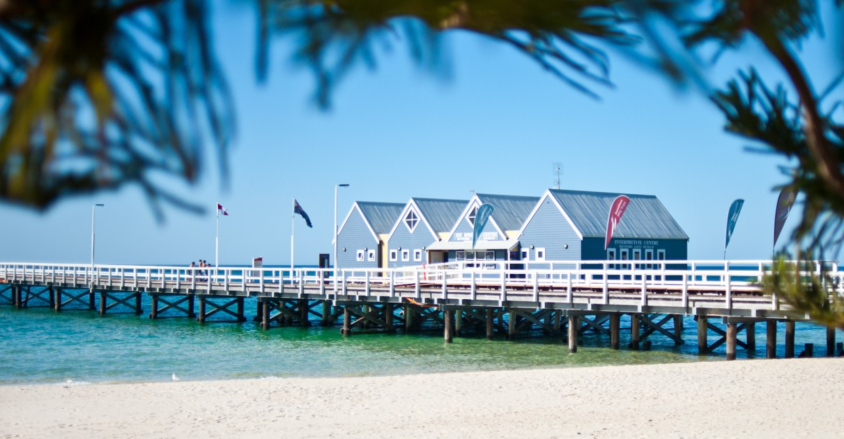Busselton Jetty  Underwater Observatory Tour - Accommodation Great Ocean Road