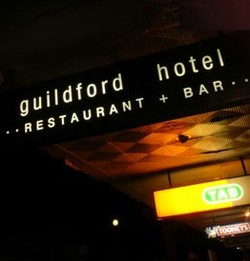 Guildford Hotel - Accommodation Great Ocean Road