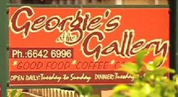Georgies Cafe Restaurant - Accommodation Great Ocean Road