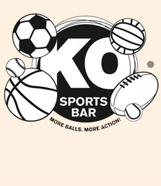 The KO Sports Bar - Accommodation Great Ocean Road