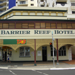 The Barrier Reef Hotel - Accommodation Great Ocean Road