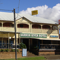Barron River Hotel - Accommodation Great Ocean Road