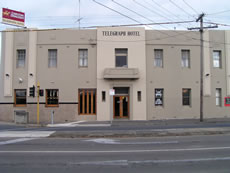 The Telegraph Hotel Geelong - Accommodation Great Ocean Road
