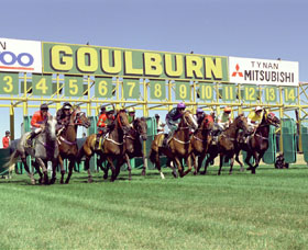 Goulburn and District Racing Club - Accommodation Great Ocean Road
