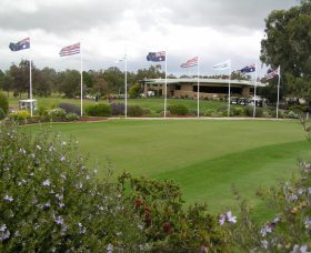 Tocumwal Golf Club - Accommodation Great Ocean Road