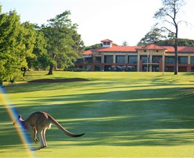 Royal Canberra Golf Club - Accommodation Great Ocean Road