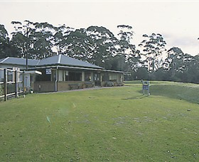 Yarram Golf Club - Accommodation Great Ocean Road