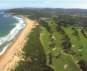 Shelly Beach Golf Club - Accommodation Great Ocean Road