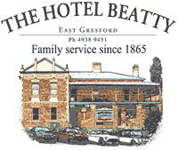 Beatty Hotel - Accommodation Great Ocean Road