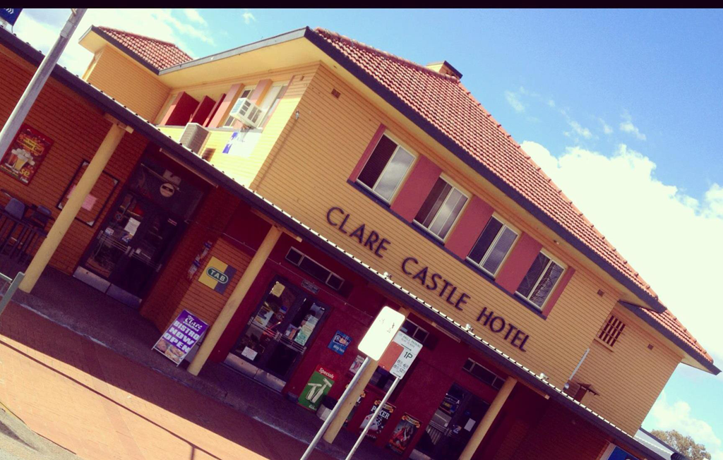 Clare Castle Hotel - Accommodation Great Ocean Road