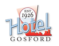 Hotel Gosford - Accommodation Great Ocean Road