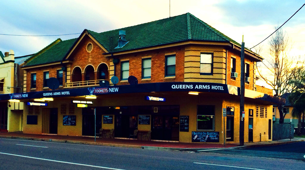 Queens Arms Hotel - Accommodation Great Ocean Road