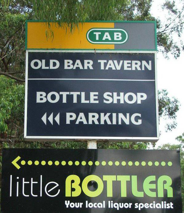 Old Bar Tavern - Accommodation Great Ocean Road